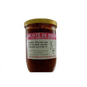 Image de Mijoté de boeuf aux épices 750g
