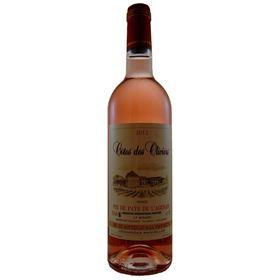 Image de Vin rosé Côtes des Oliviers75cl